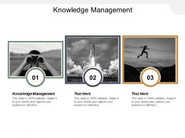 Knowledge Management Ppt Powerpoint Presentation Inspiration Cpb
