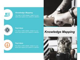 Knowledge Mapping Ppt Powerpoint Presentation Styles Show Cpb
