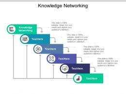 Knowledge Networking Ppt Powerpoint Presentation File Smartart Cpb