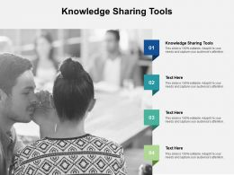 Knowledge Sharing Tools Ppt Powerpoint Presentation Ideas Model Cpb