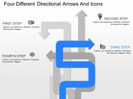 ko_four_different_directional_arrows_and_icons_powerpoint_template_Slide03