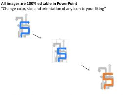 ko_four_different_directional_arrows_and_icons_powerpoint_template_Slide05