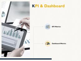 Kpi And Dashboard Metrics Threat E77 Ppt Powerpoint Presentation Infographics Slide