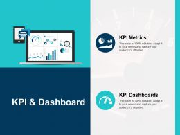 Kpi And Dashboard Ppt Show Outfit