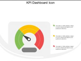 Kpi Dashboard Icon