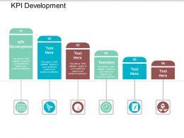 KPI Development Ppt Powerpoint Presentation Model Show Cpb