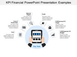 Kpi Financial Powerpoint Presentation Examples