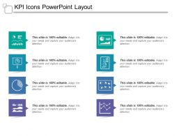 Kpi Icons Powerpoint Layout