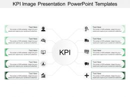 Kpi Image Presentation Powerpoint Templates