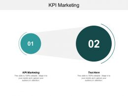 KPI Marketing Ppt Powerpoint Presentation Infographic Template Slide Portrait Cpb