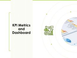 KPI Metrics And Dashboard A1223 Ppt Powerpoint Presentation Gallery Files