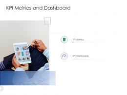 KPI Metrics And Dashboard Infrastructure Engineering Facility Management Ppt Themes