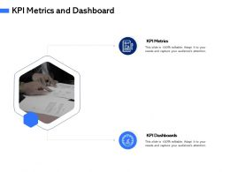 KPI Metrics And Dashboard M3090 Ppt Powerpoint Presentation Slides Design Inspiration