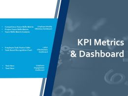 Kpi Metrics And Dashboard Ppt Portfolio File Formats