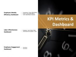 Kpi Metrics And Dashboard Ppt Slides Graphics Tutorials
