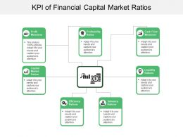 Kpi Of Financial Capital Market Ratios