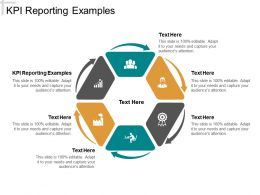 KPI Reporting Examples Ppt Powerpoint Presentation Inspiration Sample Cpb