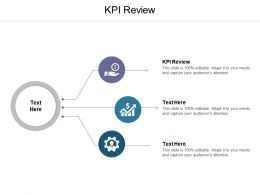 KPI Review Ppt Powerpoint Presentation Ideas Show Cpb