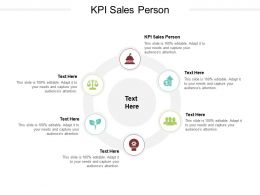 KPI Sales Person Ppt Powerpoint Presentation File Examples Cpb