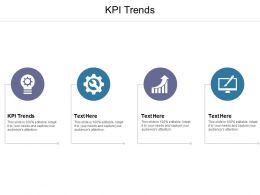 KPI Trends Ppt Powerpoint Presentation Show Styles Cpb