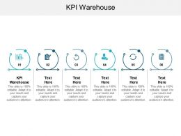 KPI Warehouse Ppt Powerpoint Presentation Portfolio Topics Cpb