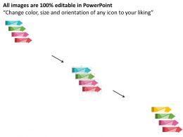 kq_four_arrows_for_visual_management_flat_powerpoint_design_Slide02