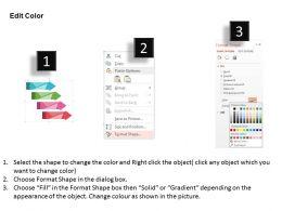 kq_four_arrows_for_visual_management_flat_powerpoint_design_Slide04