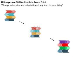 ks_four_colored_arrow_design_infographics_flat_powerpoint_design_Slide02
