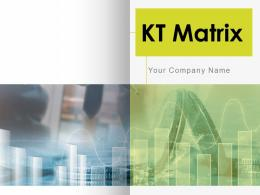 Kt Matrix Powerpoint Presentation Slides