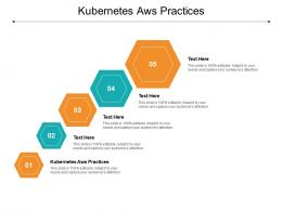 Kubernetes Aws Practices Ppt Powerpoint Presentation Icon Background Cpb