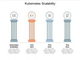 Kubernetes Scalability Ppt Powerpoint Presentation Layouts Graphics Design Cpb