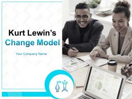 Kurt Lewins Change Model Powerpoint Presentation Slides
