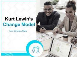 Kurt Lewins Change Model Powerpoint Presentation Slides