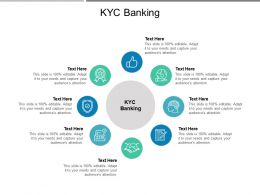 KYC Banking Ppt Powerpoint Presentation Infographics Infographic Template Cpb
