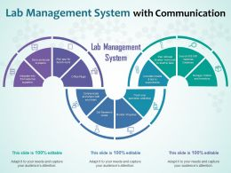 Lab Management System With Communication