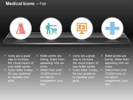 Lab Test Buying Medicines Online Hospital Facility Ppt Icons Graphics