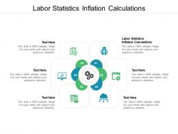 Labor Statistics Inflation Calculations Ppt Powerpoint Presentation Outline Design Templates Cpb