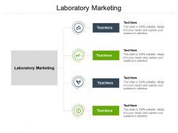 Laboratory Marketing Ppt Powerpoint Presentation Styles Design Ideas Cpb