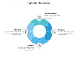 Labour Retention Ppt Powerpoint Presentation Layouts Smartart Cpb