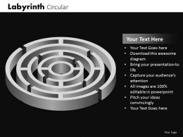 Labyrinth Circular ppt 1