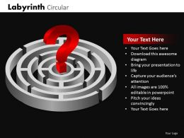 Labyrinth Circular ppt 3