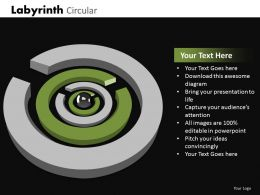 Labyrinth Circular ppt 7