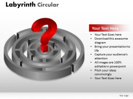 Labyrinth Circular templates