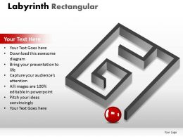 Labyrinth Rectangular diagram