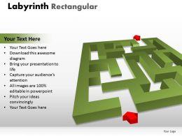 labyrinth_rectangular_ppt_16_templates_Slide01