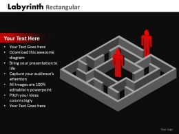 Labyrinth Rectangular ppt 18