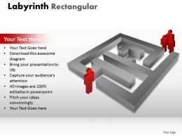 Labyrinth Rectangular ppt 211
