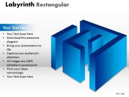 Labyrinth Rectangular ppt 7