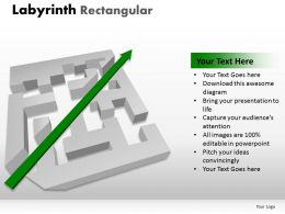 Labyrinth Rectangular ppt 8