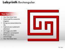 labyrinth_rectangular_ppt_red_modal_Slide01